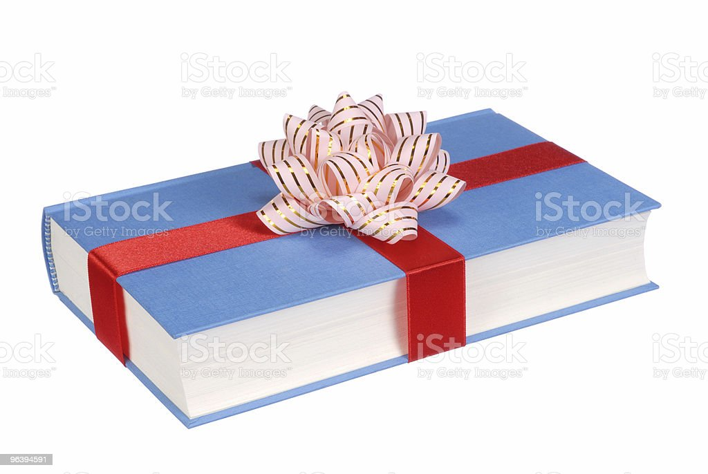 Gift - Royalty-free Book Stock Photo
