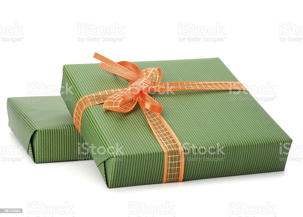 선물 royalty-free 스톡 사진