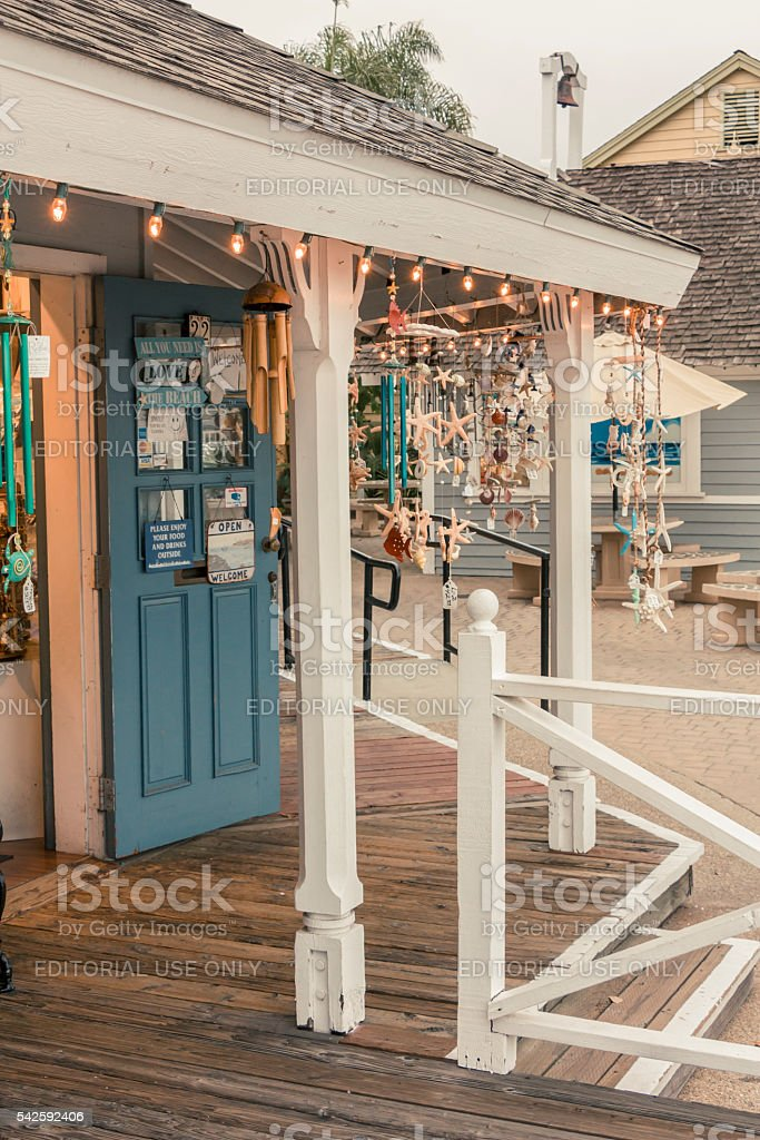 Gift Shop stock photo