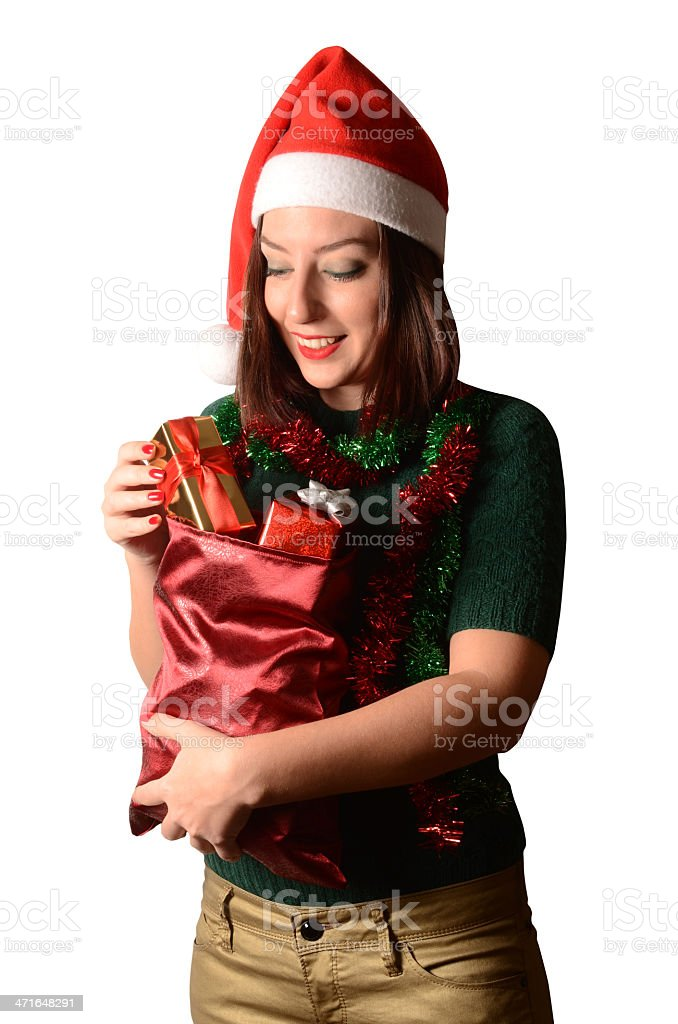 Gift Time royalty-free stock photo