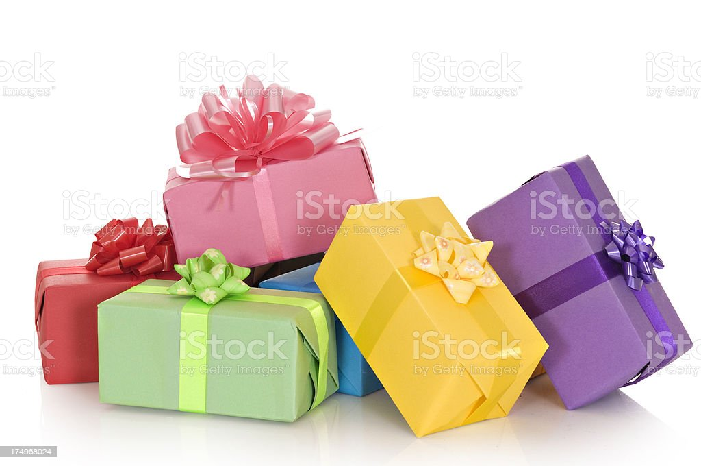 Image result for wrapped packages images