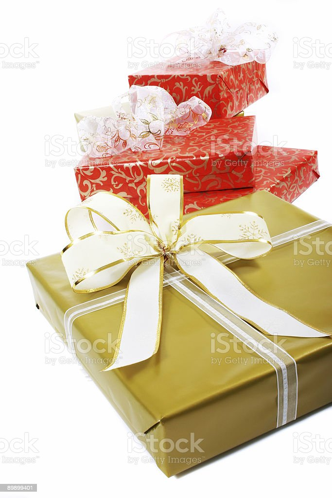 gifts boxes royalty free stockfoto