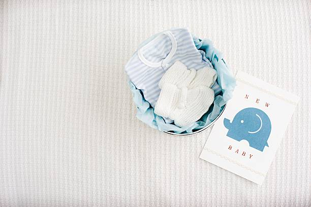 Geschenke für Neugeborene – Foto