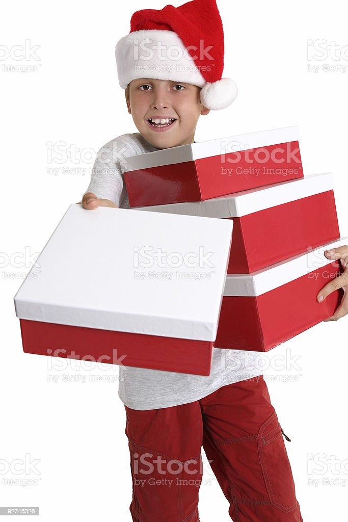 Geschenke für jeden Lizenzfreies stock-foto
