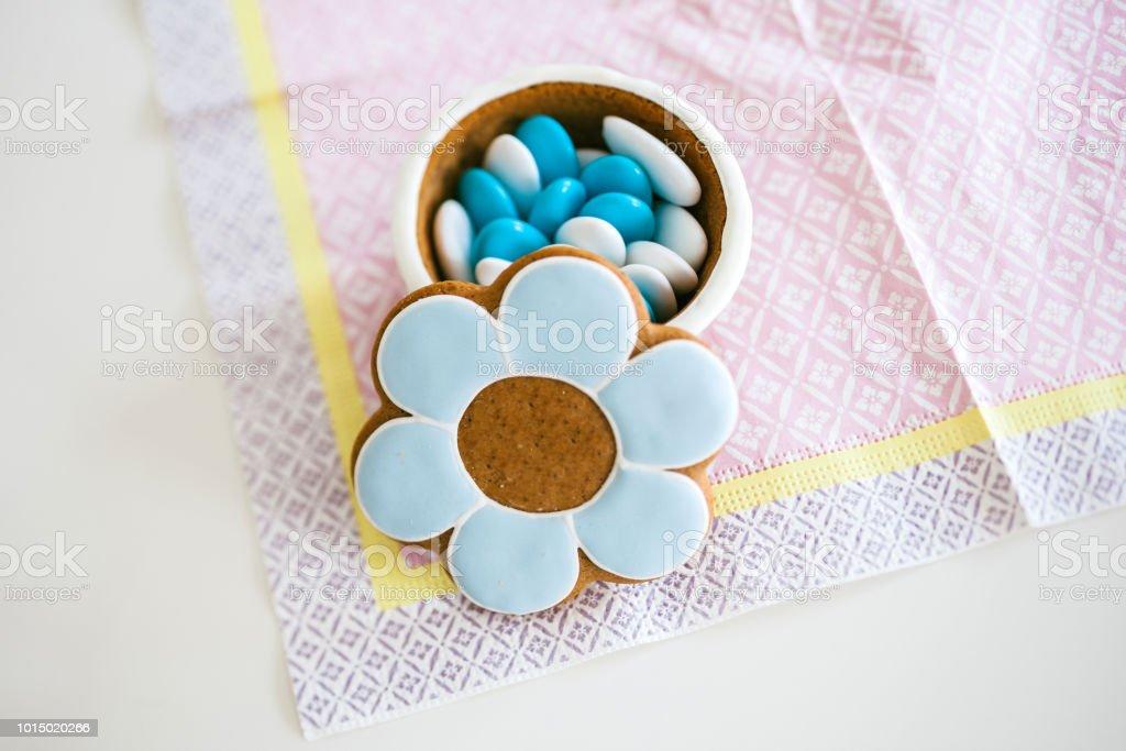 Geschenke Fur Die Gaste Am Tisch Bonbons Taufe Taufe Hochzeit