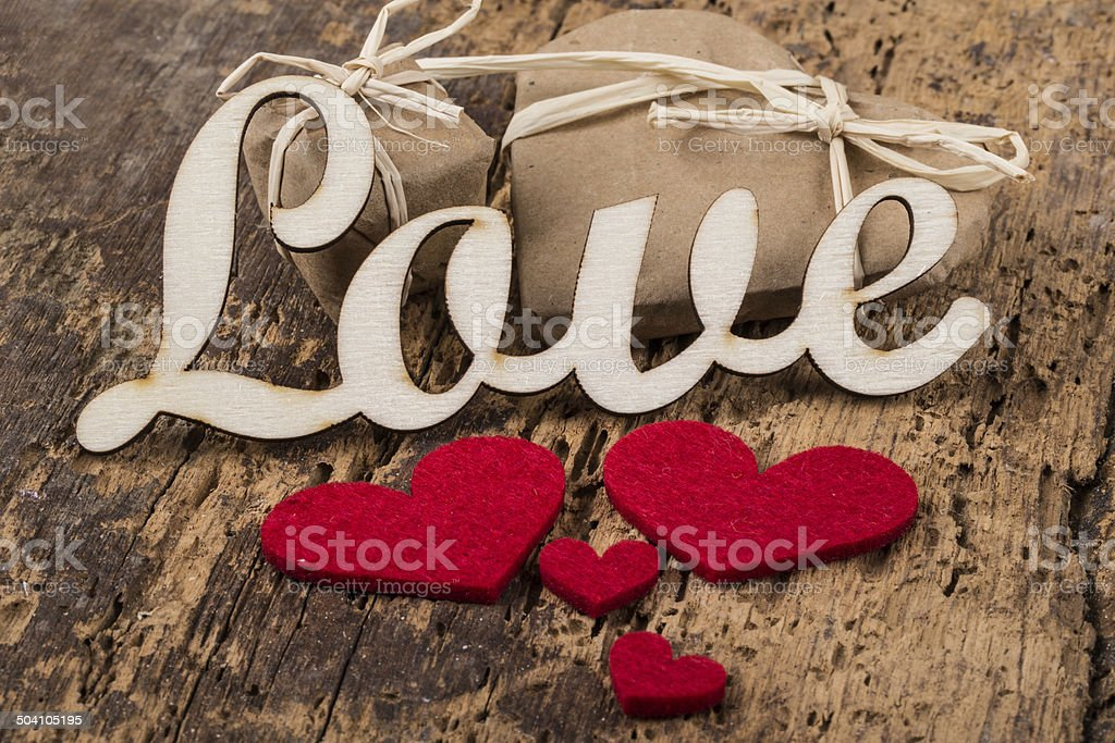 Gifts For Love Stock Photo Download Image Now Istock