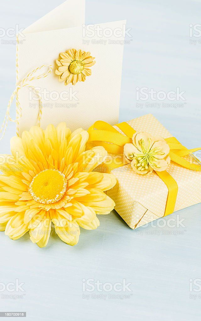 Gifts For Mom royalty-free stock photo