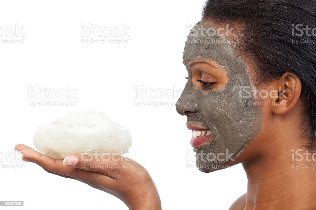 Gifts of the Dead Sea. stock photo