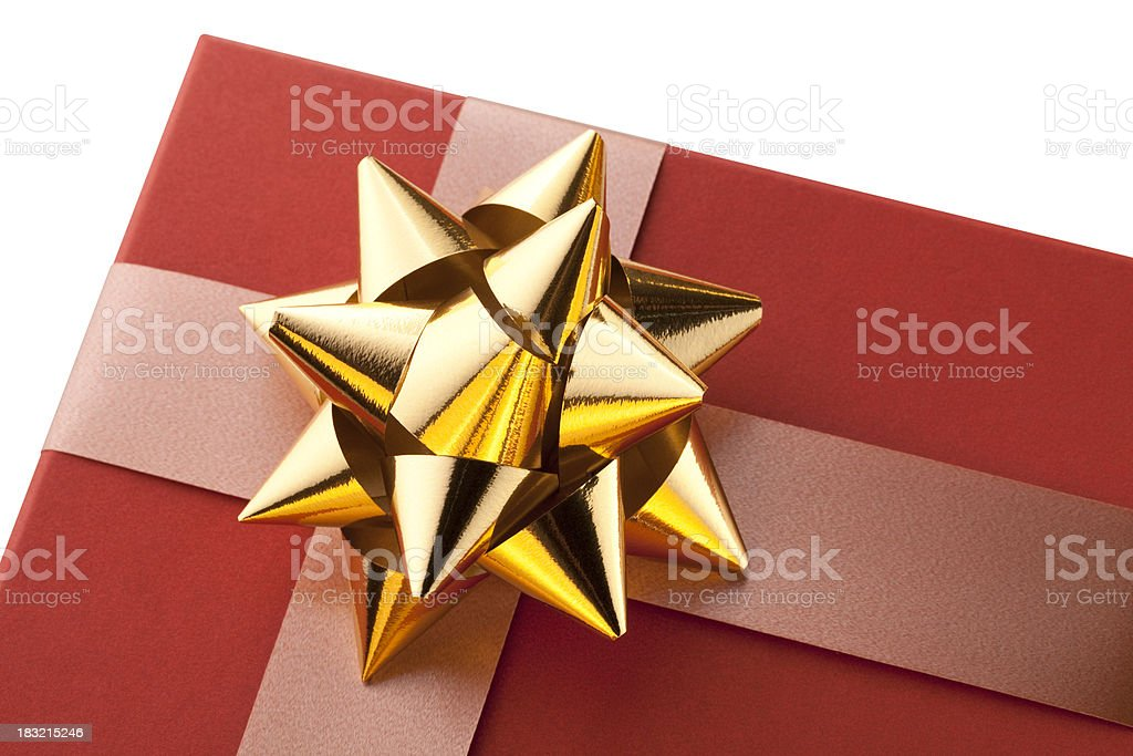 Gifts royalty-free stock photo