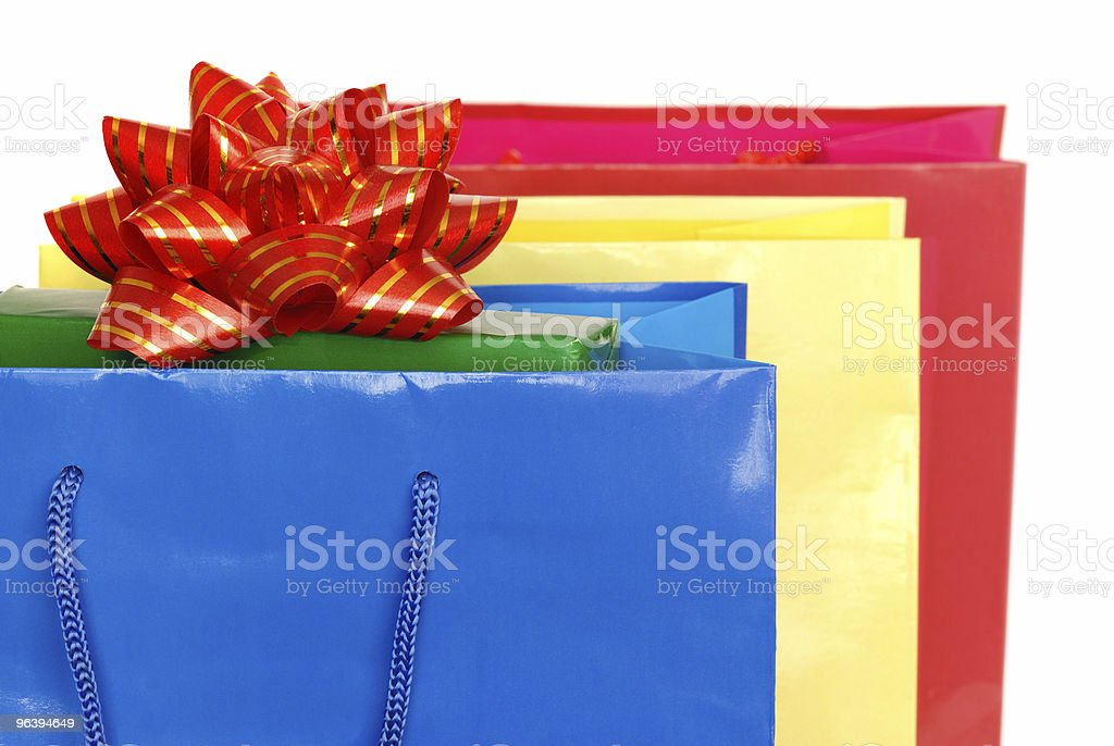 Gifts - Royalty-free Bag Stock Photo