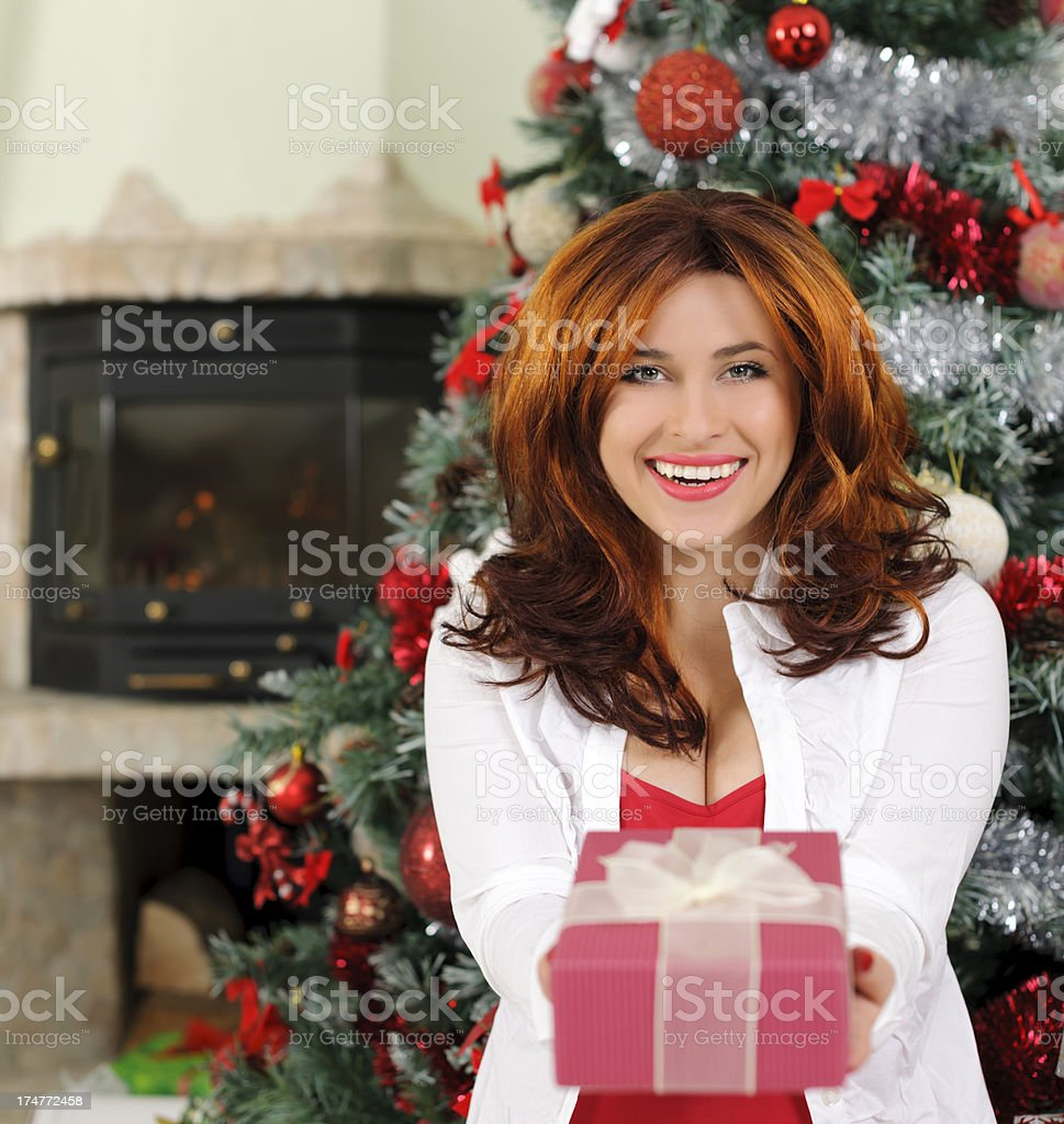 gifts time royalty-free stock photo