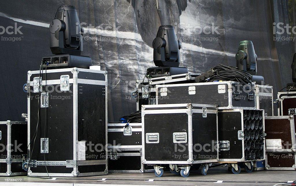 gig Bühne – Foto