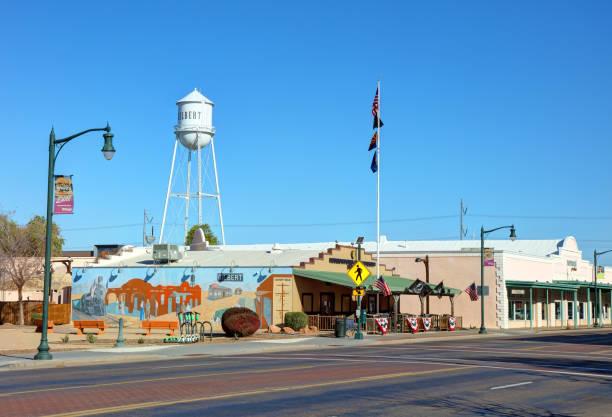 Gilbert, Arizona stock photo