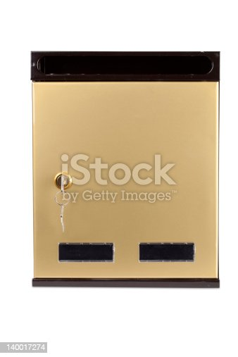 480197395istockphoto gilded mailbox(clipping path included) 140017274