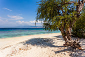 Gili Island in Lombok, Indonesia