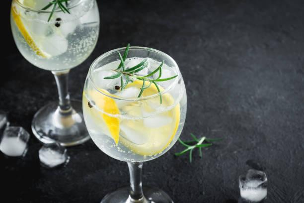 Gin tonique cocktail - Photo