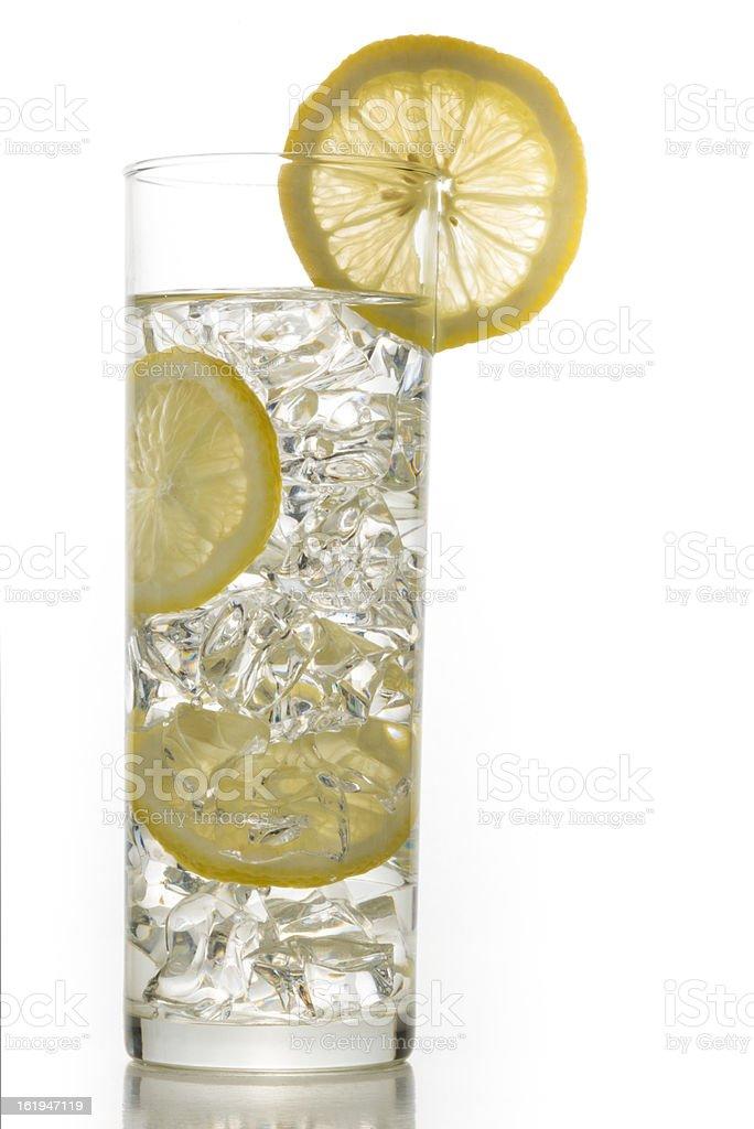 Gin tonic royalty-free stock photo