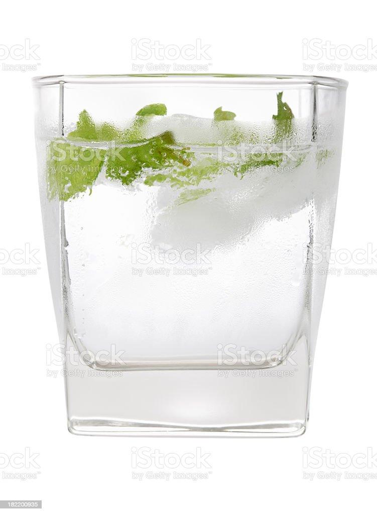 gin & tonic (XXL) royalty-free stock photo