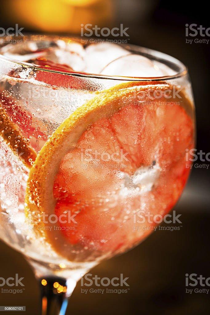Gin Tonic - Royalty-free Alcohol Stock Photo