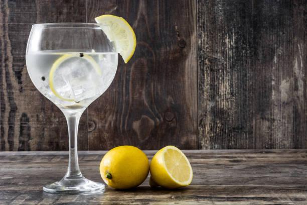 Gin tonic - Photo