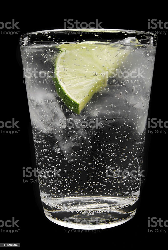 Gin / Vodka & Tonic royalty-free stock photo