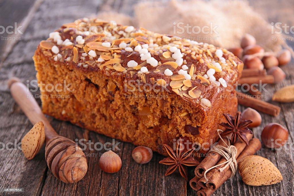 ginger bread stock photo