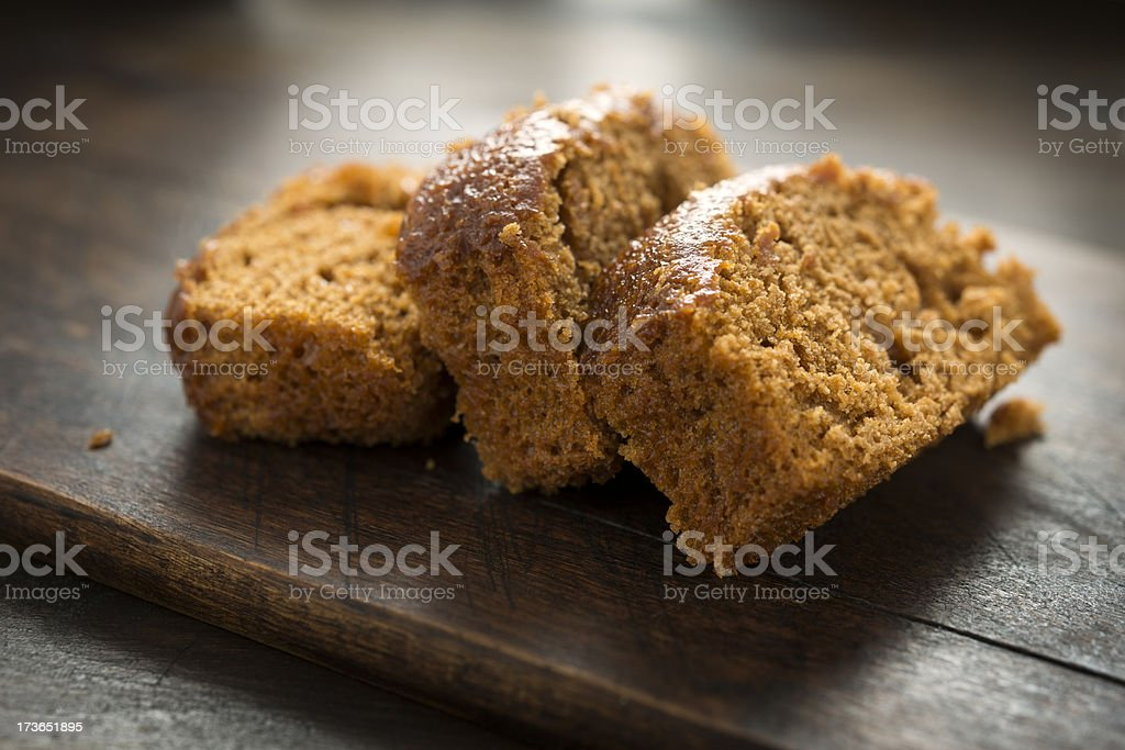 Ginger Cake stock photo