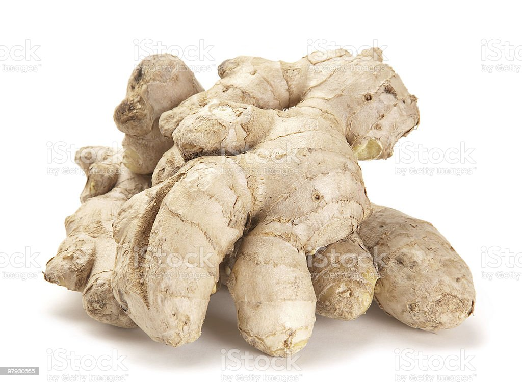 Ginger spice royalty-free stock photo