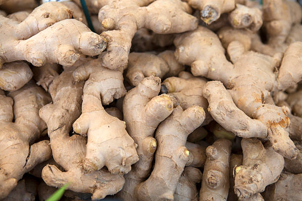 ginger, stack - ginger stock photos and pictures