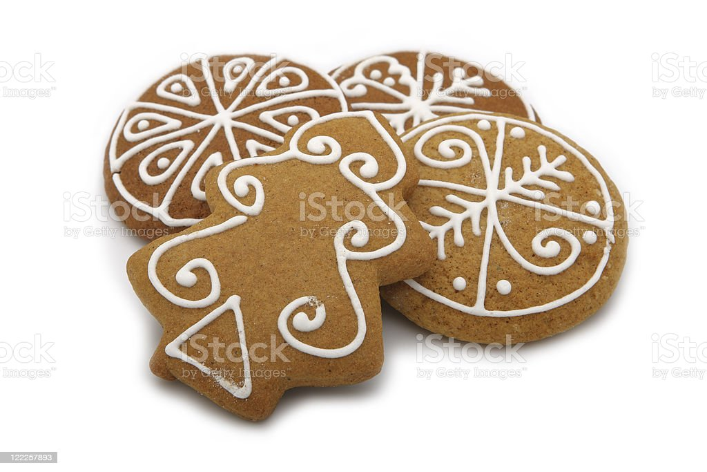 Gingerbread royalty-free stock photo
