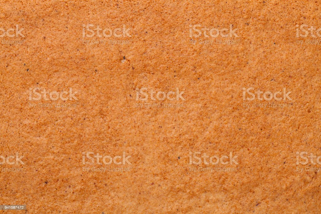 Gingerbread Texture for Background stock photo
