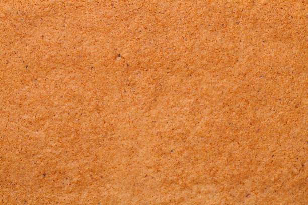Gingerbread Texture for Background Gingerbread texture for background. Top view biscuit stock pictures, royalty-free photos & images