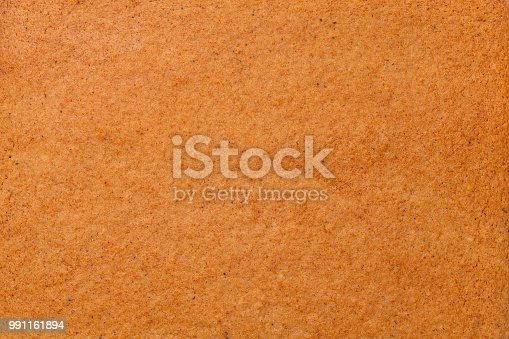 istock Gingerbread Texture for Background 991161894