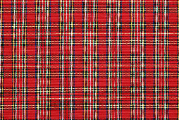 gingham pattern fabric  plaid stock pictures, royalty-free photos & images