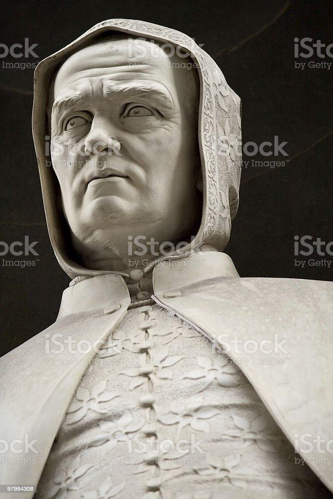Giotto royalty-free stock photo