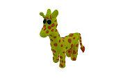 giraffe made from plasticine