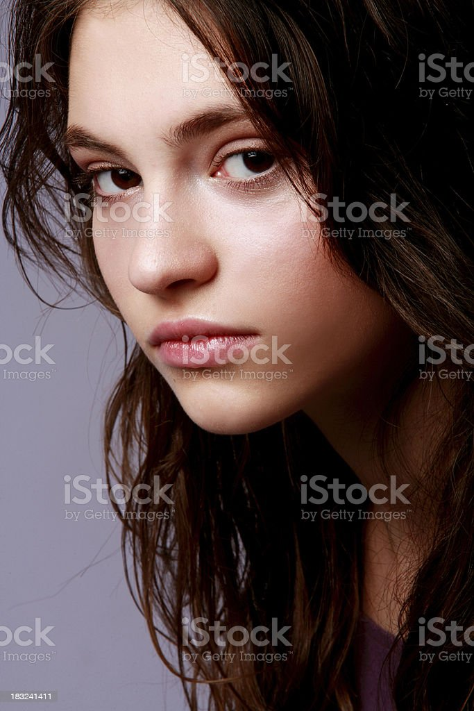 Girl 003 royalty-free stock photo