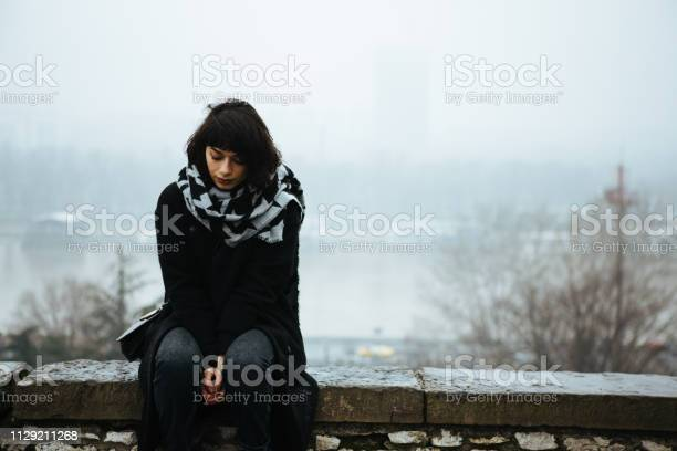 Photo of Girl, alone.