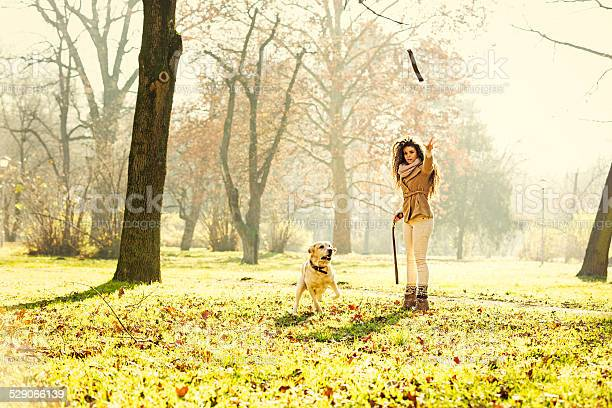 Girl and her dog playing in a park picture id529066139?b=1&k=6&m=529066139&s=612x612&h=pk vshfywevey9arnt86x iven8lmodrvyt5helch5g=