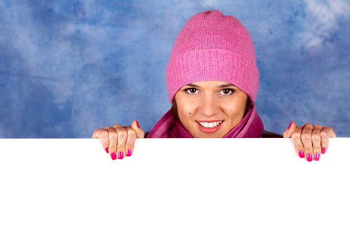 1166716628 istock photo Girl and Sign 172746066
