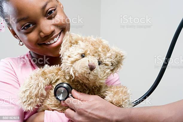 Girl and teddy with stethoscope picture id535162623?b=1&k=6&m=535162623&s=612x612&h=ys8sxd dj4asnlxk7rrfw13m61xlgub9wxxi3ktmkoy=