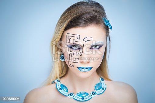 istock girl art beauty 902639994