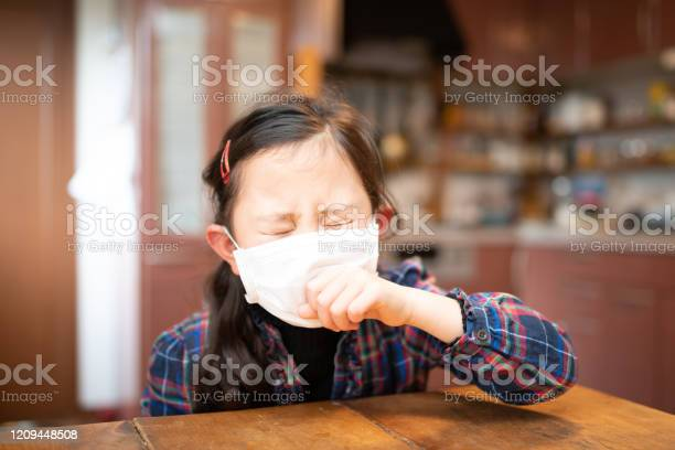 Girl coughing wearing a mask picture id1209448508?b=1&k=6&m=1209448508&s=612x612&h=qpo9kcg7dkbz m fi t77nkosnhfcaf9o3chcizwr1a=