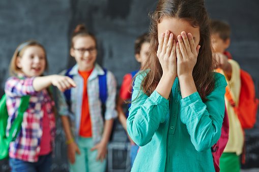 Girl Crying Stock Photo - Download Image Now