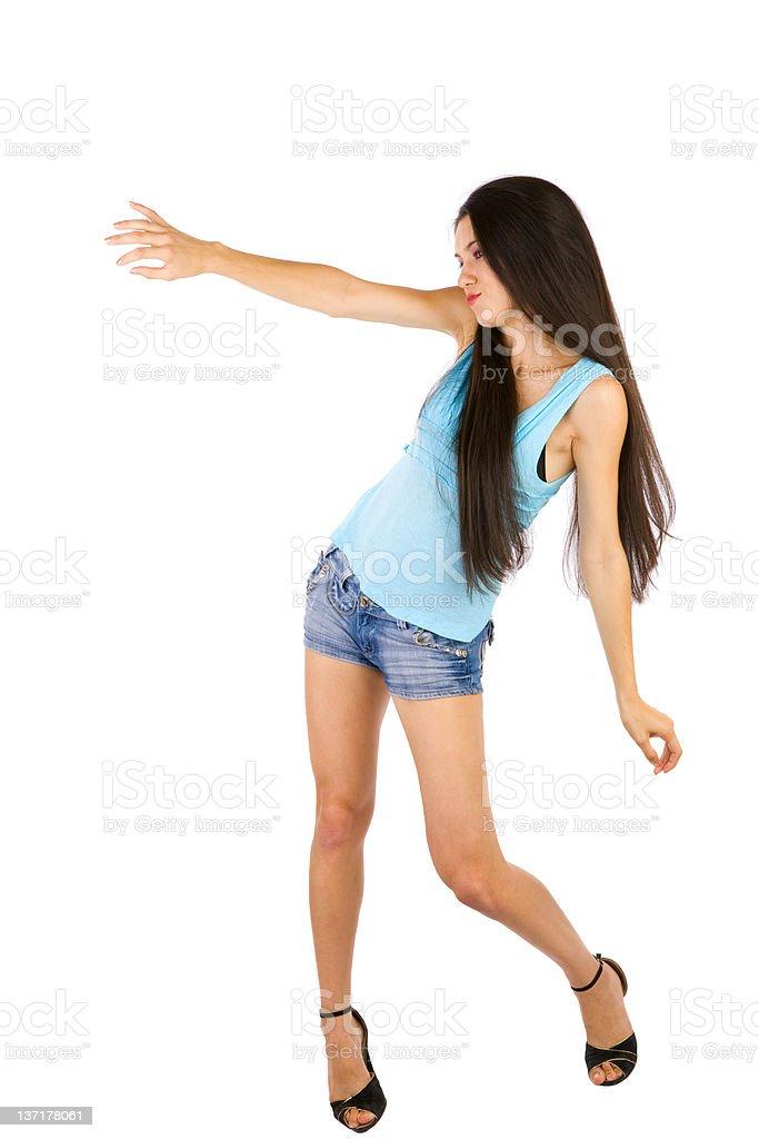 Mädchen Tanzen – Foto