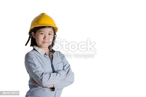 643843490istockphoto girl engineer 854319910