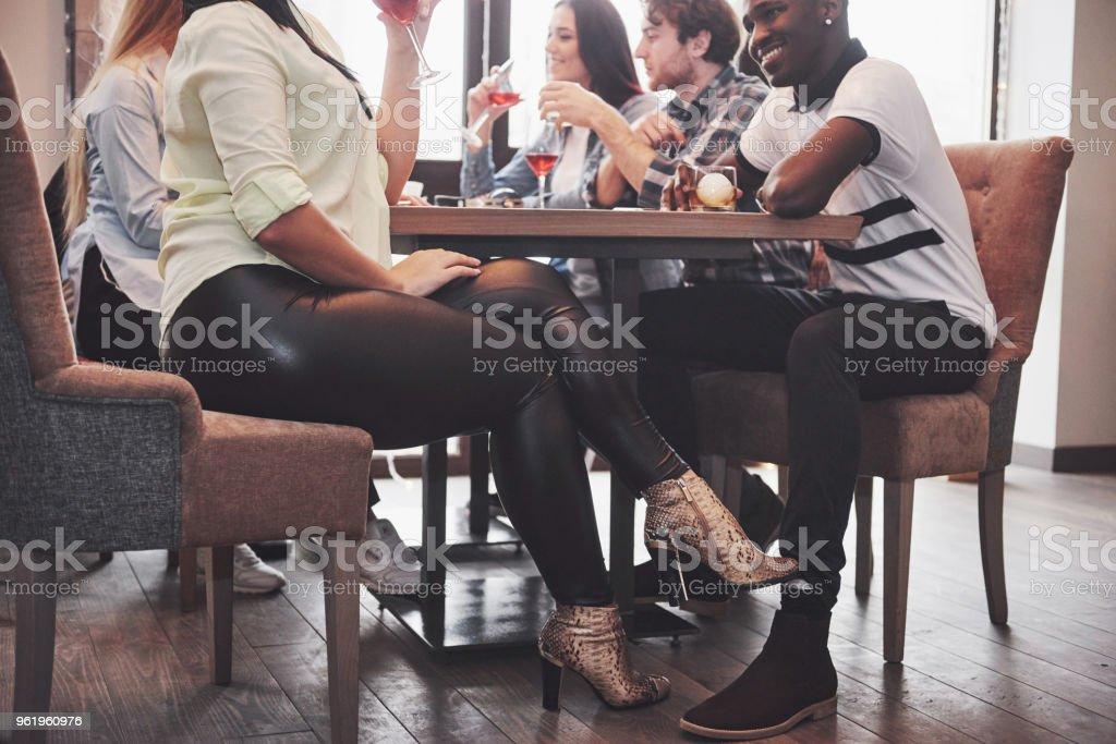 Restaurant de flirt