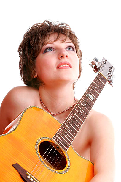 Best Naked Women With Guitars Stock Photos, Pictures  Royalty-Free Images - Istock-6066