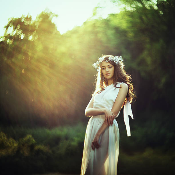 the role of the greek goddess aphrodite in divine myth