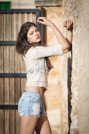 Hotpants Girl